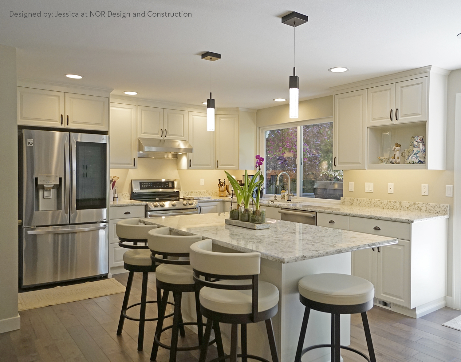 Seattle Kitchen Design by Nor Design and Construction