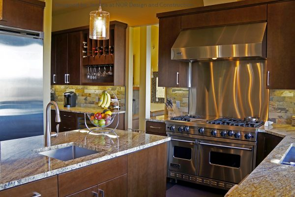Kitchen renovation in West Seattle - Design by Nor Design & Construction
