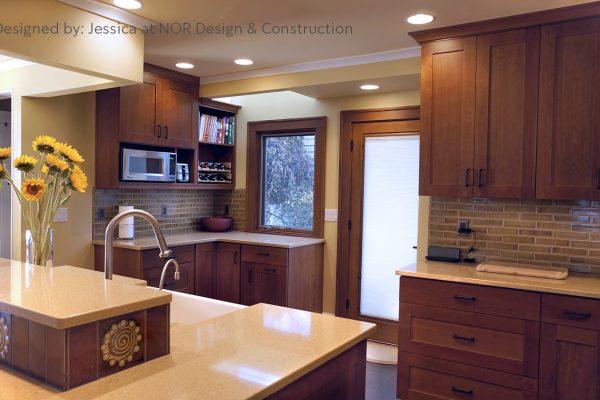 West Seattle Kitchen Design - Designed by Nor Design & Construction